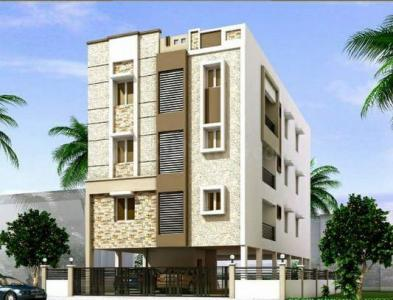 Gallery Cover Image of 800 Sq.ft 2 BHK Apartment for buy in Chitlapakkam for 4800000