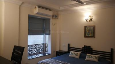 Gallery Cover Image of 400 Sq.ft 1 RK Independent Floor for rent in DLF Phase 3 for 15000