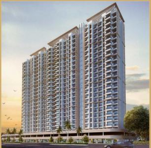 Gallery Cover Image of 940 Sq.ft 2 BHK Apartment for rent in Mira Road East for 22000