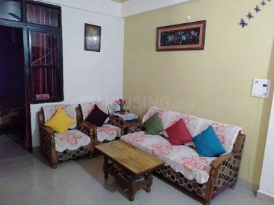 Gallery Cover Image of 750 Sq.ft 2 BHK Independent Floor for buy in SubhSantosh Nirman Apartments, Sector 102 for 2300000