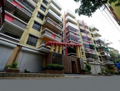 Gallery Cover Image of 806 Sq.ft 3 BHK Apartment for buy in Bhawani Dreams Phase 2, North Dum Dum for 3973800