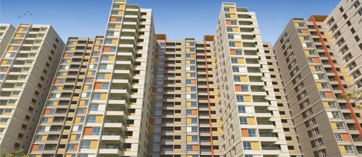 Building Image of 1734 Sq.ft 3 BHK Apartment for buy in Anantapura for 10902990