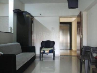 Gallery Cover Image of 710 Sq.ft 1 BHK Apartment for rent in Godrej Horizon, Mohammed Wadi for 12500