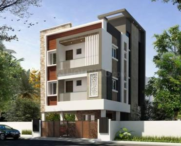 Gallery Cover Image of 1175 Sq.ft 3 BHK Apartment for buy in Nanganallur for 7872500