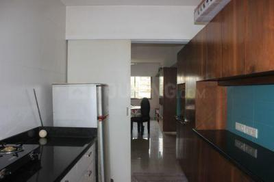 Kitchen Image of Vikrant Jain's Nest in Jogeshwari West