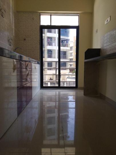 Kitchen Image of 615 Sq.ft 1 BHK Independent Floor for rent in Naigaon East for 6000