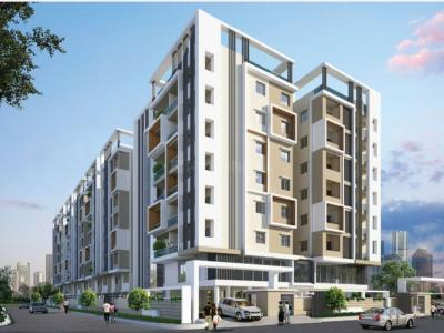 Gallery Cover Image of 1200 Sq.ft 2 BHK Apartment for buy in Bhanur for 3000000