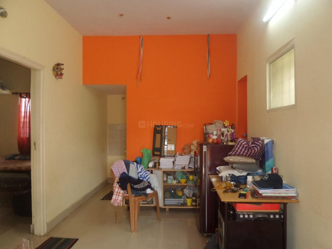 Living Room Image of 700 Sq.ft 1 BHK Independent Floor for rent in Kempegowda Nagar for 11000
