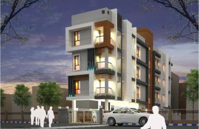 Gallery Cover Image of 1753 Sq.ft 3 BHK Apartment for buy in R S Om Residency, Kasba for 11994500
