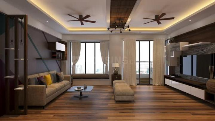 Hall Image of 1147 Sq.ft 3 BHK Apartment for buy in Hadapsar for 7800000