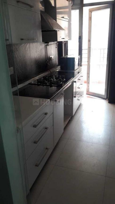 Kitchen Image of 3650 Sq.ft 4 BHK Apartment for rent in DLF Phase 1 for 115000