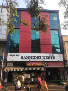 Building Image of Sannidhi Nests PG in JP Nagar