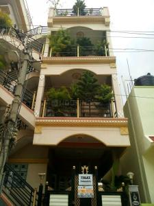 Gallery Cover Image of 1000 Sq.ft 2 BHK Independent Floor for rent in Lingadheeranahalli for 7700