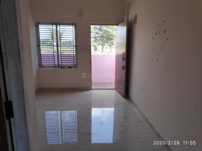 Gallery Cover Image of 385 Sq.ft 1 BHK Apartment for rent in Millennia Burgundy Orchards, Rajanukunte for 6000
