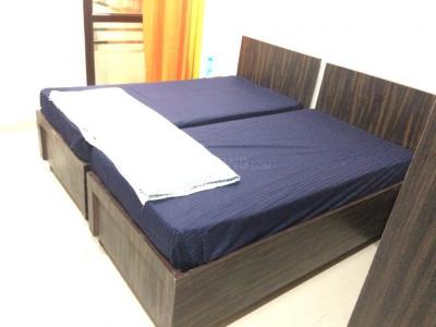 Bedroom Image of Apna Homes PG in Sector 34