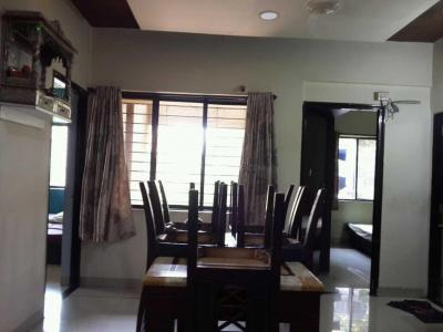 Gallery Cover Image of 1450 Sq.ft 3 BHK Apartment for rent in Kopar Khairane for 40000