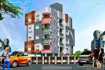 Gallery Cover Image of 875 Sq.ft 2 BHK Apartment for buy in Behala for 4375000