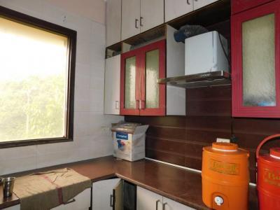 Kitchen Image of Radhe Krishna PG in Model Town
