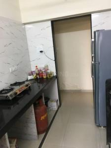 Kitchen Image of Homestay in Andheri West