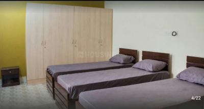Bedroom Image of Shankar Luxury PG in Marathahalli