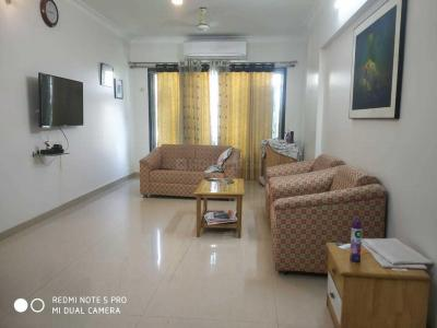 Gallery Cover Image of 1500 Sq.ft 3 BHK Apartment for rent in Rajesh Raj Galaxy I, Santacruz East for 110000