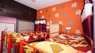 Bedroom Image of Easvari Elegance in Medavakkam