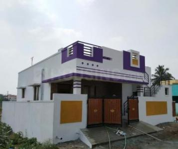 Gallery Cover Image of 650 Sq.ft 2 BHK Independent House for buy in Pudupakkam for 3037600
