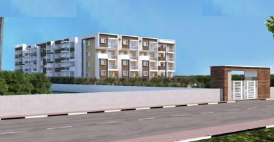 Gallery Cover Image of 1010 Sq.ft 2 BHK Apartment for buy in Hosakerehalli for 5454000