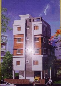 Gallery Cover Image of 795 Sq.ft 2 BHK Apartment for buy in Ballygunge for 5500000