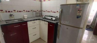 Gallery Cover Image of 650 Sq.ft 1 BHK Apartment for rent in Twin Hallmark, Kopar Khairane for 21000