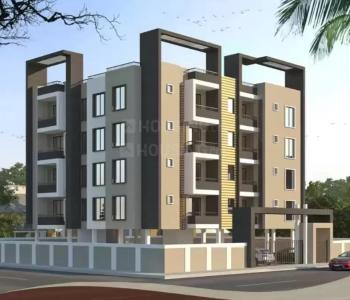 Gallery Cover Image of 1264 Sq.ft 3 BHK Apartment for buy in Bamunimaidam for 5688000