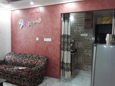 Gallery Cover Image of 580 Sq.ft 1 RK Apartment for rent in Bengal Sampoorna, Rajarhat for 11000
