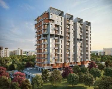 Gallery Cover Image of 773 Sq.ft 1 BHK Apartment for buy in Hinjewadi for 5421000