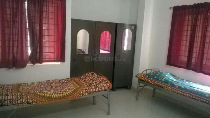 महादेवपुरा में श्री लक्ष्मी नरसिम्हा पीजी में बेडरूम की तस्वीर