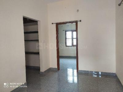 Gallery Cover Image of 450 Sq.ft 1 BHK Independent Floor for rent in Ramamurthy Nagar for 10000