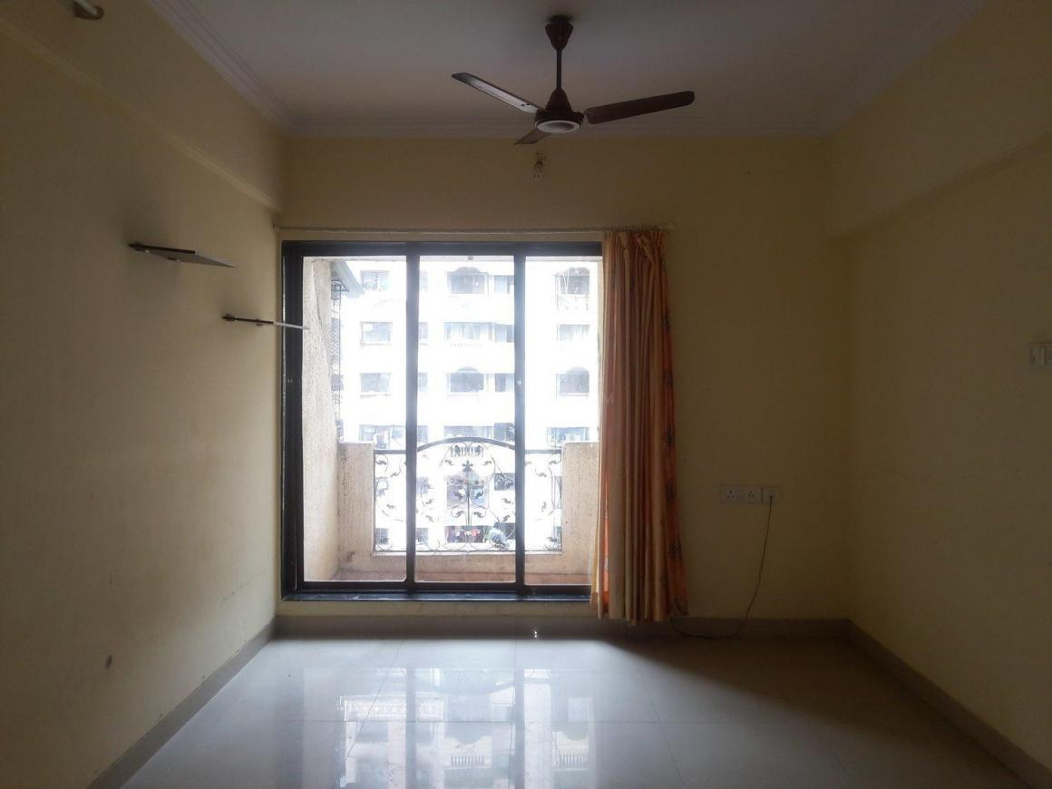 Living Room Image of 1000 Sq.ft 2 BHK Apartment for rent in Kharghar for 20000