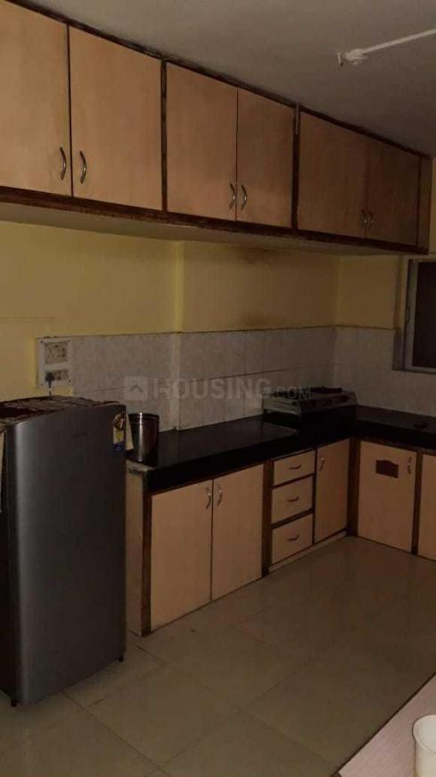Kitchen Image of 1175 Sq.ft 2 BHK Apartment for rent in Tingre Nagar for 25000
