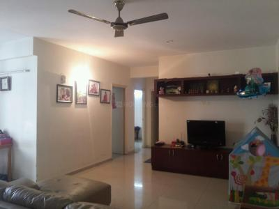 Gallery Cover Image of 1510 Sq.ft 3 BHK Apartment for rent in Renaissance Temple Bells Apartments, Yeshwanthpur for 35000
