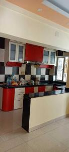 Gallery Cover Image of 1350 Sq.ft 3 BHK Apartment for rent in New Town Society, New Town for 22000