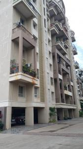 Gallery Cover Image of 1550 Sq.ft 3 BHK Apartment for buy in Nyati Evolve I, Mundhwa for 10000000