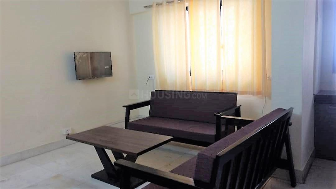 Living Room Image of 980 Sq.ft 2 BHK Apartment for rent in Goregaon East for 33000