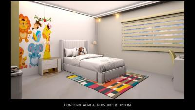 Gallery Cover Image of 1336 Sq.ft 3 BHK Apartment for buy in Concorde Auriga, Medahalli for 7064000