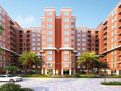 Gallery Cover Image of 470 Sq.ft 1 BHK Apartment for buy in Pailan for 1222000