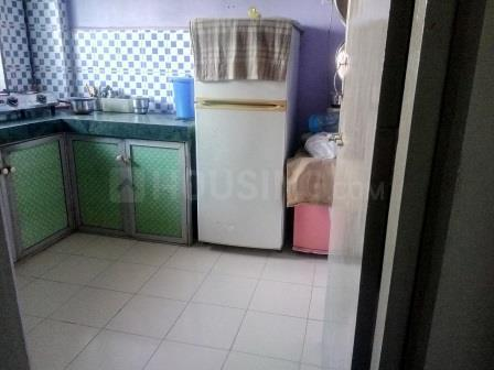 Kitchen Image of 365 Sq.ft 1 RK Apartment for buy in Kandivali West for 5500000