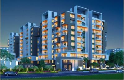 Gallery Cover Image of 2095 Sq.ft 3 BHK Apartment for buy in Vamsiram West Wood, Toli Chowki for 18800000