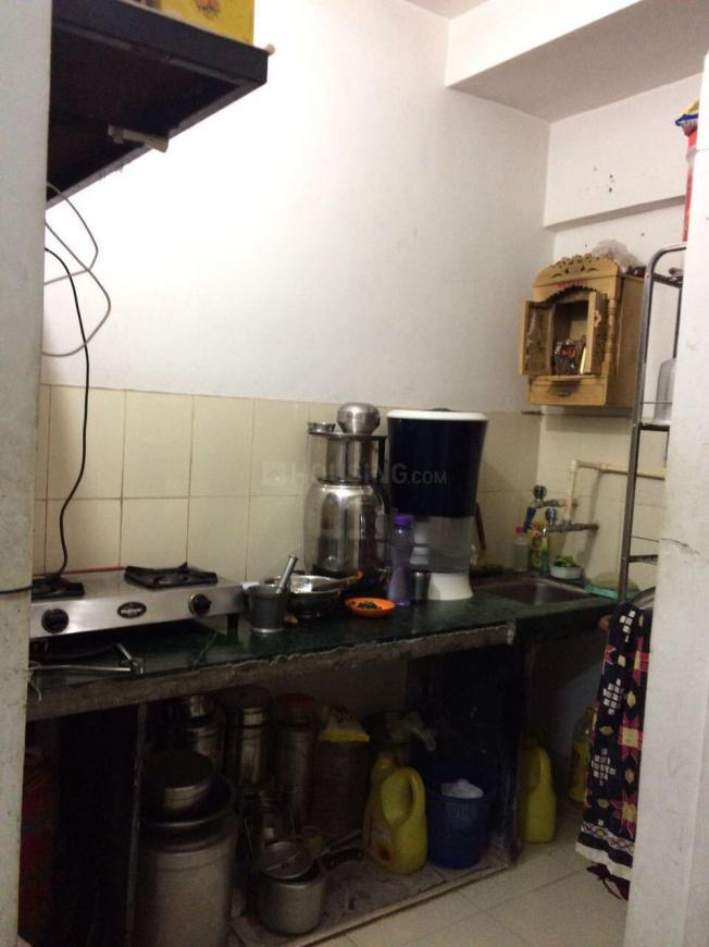 Kitchen Image of 405 Sq.ft 1 BHK Apartment for buy in Kandivali East for 7500000