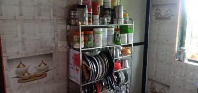 Kitchen Image of Girl' House in Chembur