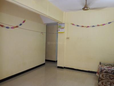 Gallery Cover Image of 450 Sq.ft 1 RK Independent House for rent in Airoli for 12500