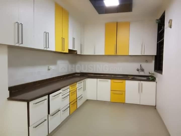 Kitchen Image of 1000 Sq.ft 2 BHK Independent Floor for rent in D-181, Said-Ul-Ajaib for 20000