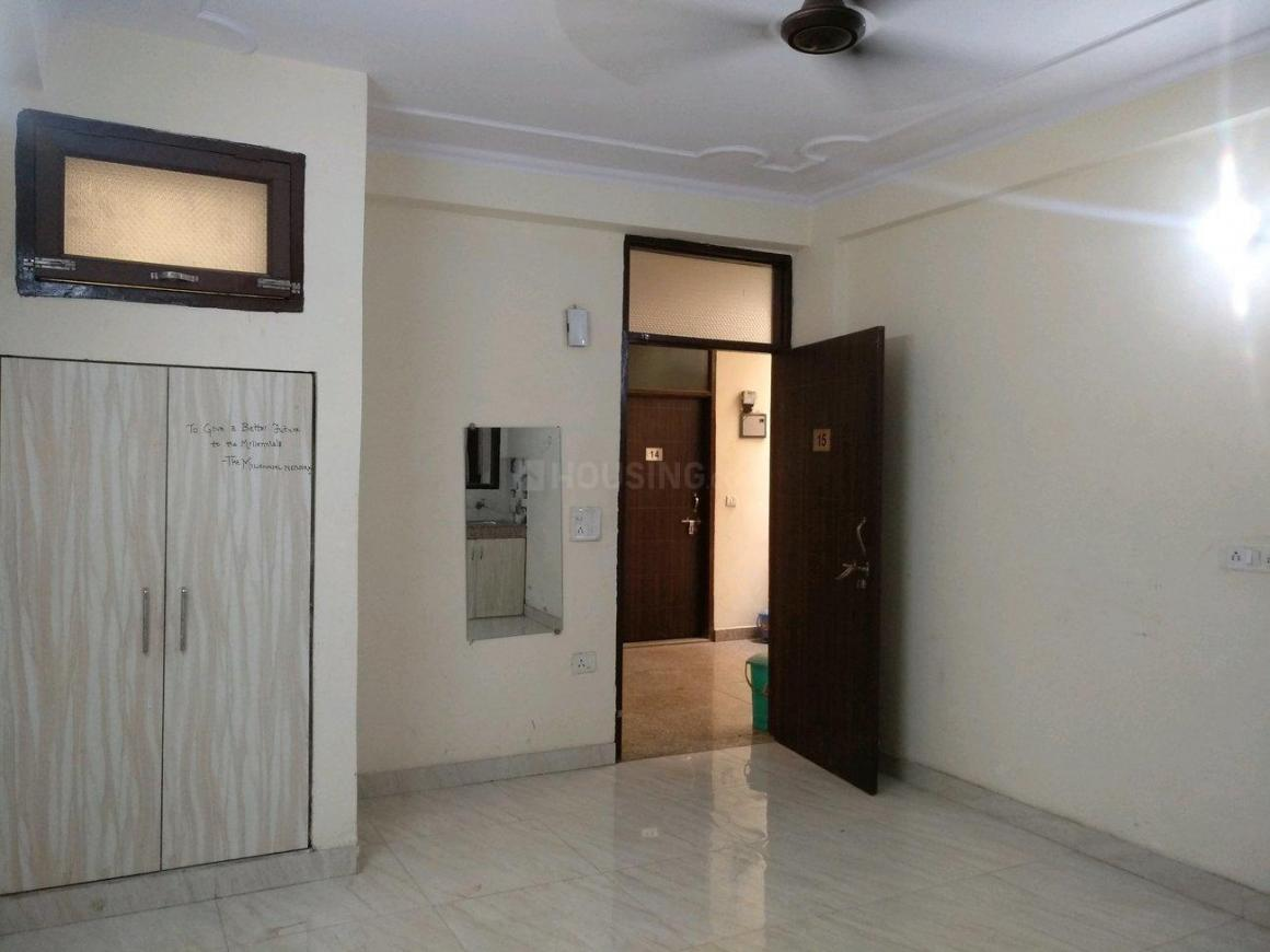 Living Room Image of 500 Sq.ft 1 BHK Apartment for rent in Chhattarpur for 9000